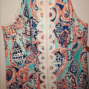 Lilly Pulitzer top.